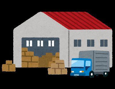 アパレル倉庫の短期バイトのアイキャッチ